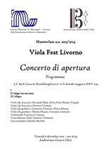 viola fest 2013 livorno