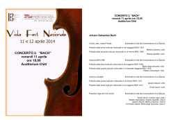 programma concerto 2