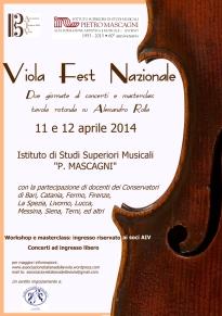 ViolaFest 2014