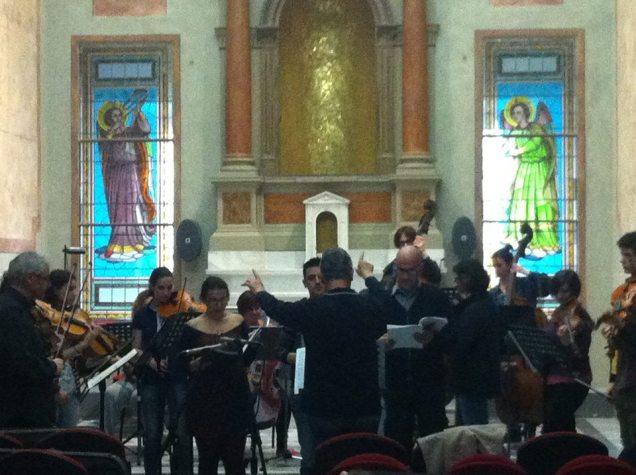 VFN14 prova Orchestra Bach con solisti