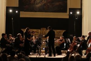 Francesca Indellicato- Hindemith Trauermusik 2