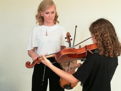 VF Bari 2017 Anna Serova masterclass