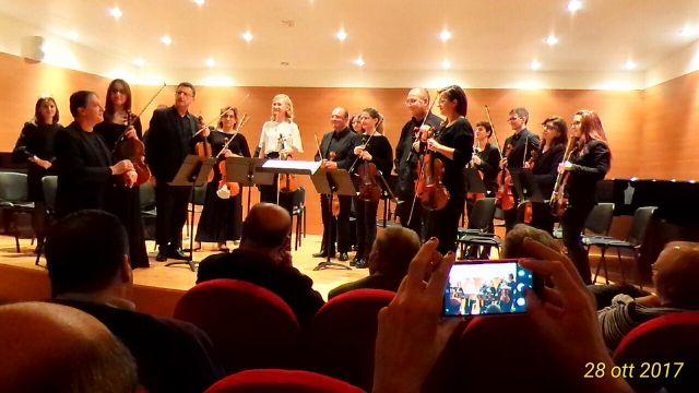 VF Bari 2017- Viole ensemble 3