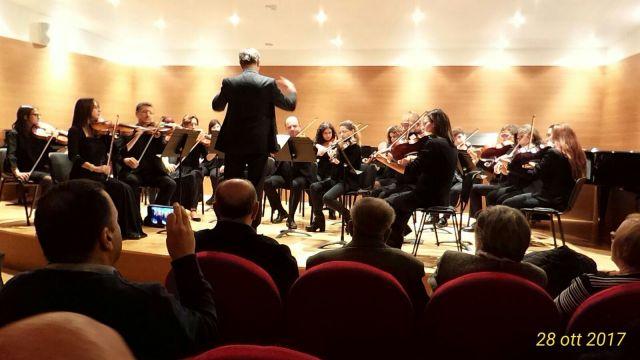 VF Bari 2017- Viole ensemble